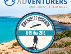 Julie Adams Survives Dirk Hartog Adventure Challenge!