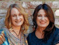 Yin and Yang – Julie Adams and Lorna Cook