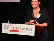 AFR Aspire Awards – Startup Disruptor Winner