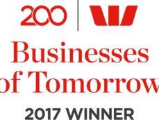 Westpac 200 Business's of Tomorrow Winner